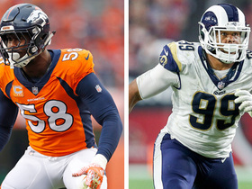 Who would you rather build a defense around: Von Miller or Aaron Donald?
