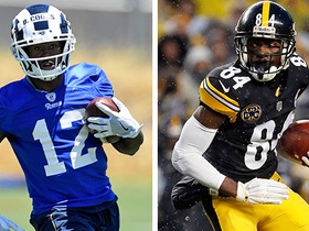 Schrager: Brandin Cooks will join Antonio Brown's class with Rams