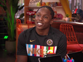 Adoree' Jackson talks Mike Vrabel, playing offense, JuJu Smith-Schuster