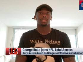 George Iloka gives his 2018 outlook for a 'wiser' Bengals team