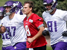 How many games will it take for Vikings offense to mesh with Kirk Cousins?