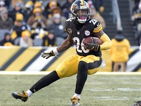 What message did Le'Veon Bell send in turning down Steelers' offer?