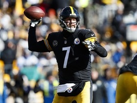 Tony Richardson: Steelers should use cap space to extend Big Ben