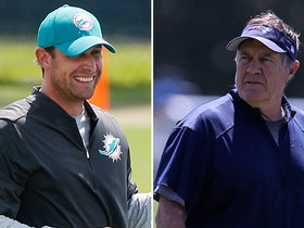 Amendola: Gase is 'one of the guys', Belichick is 'like a principal'