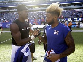 Who should be the first $20 million per year WR: Julio Jones or OBJ?