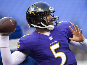 The debate continues...is Joe Flacco elite?