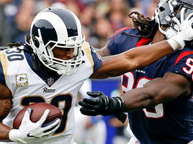 Tiki Barber explains why Gurley is 'nightmare' for teams to defend