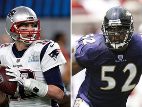 Brian Billick compares Tom Brady's later years to Ray Lewis'