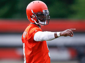 Warner: Tyrod is Browns starter 'until this team starts to falter'