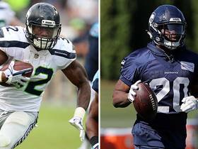 Rosenthal: Carson could edge out Penny in RB battle
