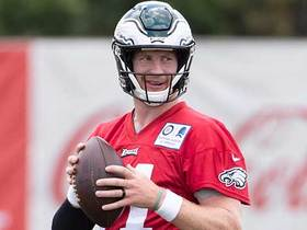 How quickly should the Eagles bring along Carson Wentz?