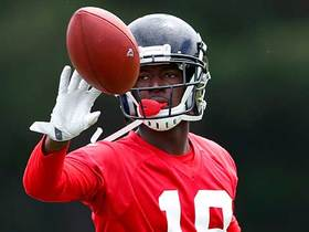 Falcons are having Calvin Ridley take both first- and second-team reps at camp