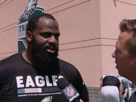 Are Eagles tired of talking about Super Bowl win? 'We're past that,' says Fletcher Cox