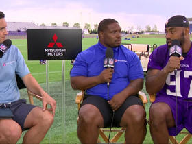 Griffen on camp scrap: 'I like the motivation'