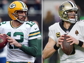 Where should Brees, Rodgers rank among best QBs ever?