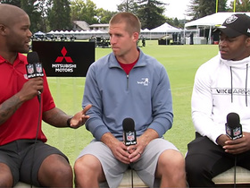 Nelson, Cooper talk adjusting to Gruden's offense