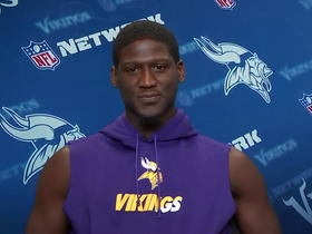 Xavier Rhodes talks training camp, Stefon Diggs, Kirk Cousins