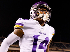 Rapoport: Diggs' deal means it's 'more likely' Anthony Barr hits free agency