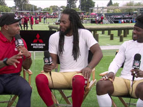 Sherman and Goodwin break down their training camp battles