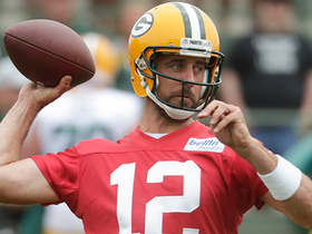 Rapoport: 'Notable progress' in Rodgers contract talks