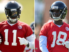 James Jones: It's 'pick your poison' with Falcons' receiving group