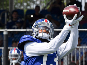 Jones: OBJ hasn't showed any signs of slowing down, physically or mentally