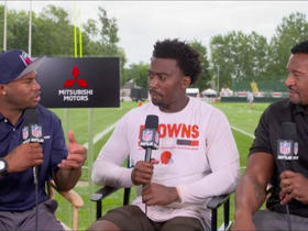 Tyrod on Browns losing streak: I'm here to change that