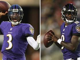 Is there room for both RGIII and Lamar Jackson on Ravens' roster?