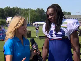 Bills' Edmunds: 'I'm up for responsibility' of calling defensive plays