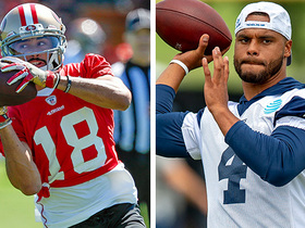 Players to watch in Cowboys-49ers on Thursday