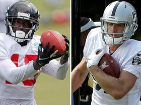 Who's the better fantasy option: Calvin Ridley or Jordy Nelson?