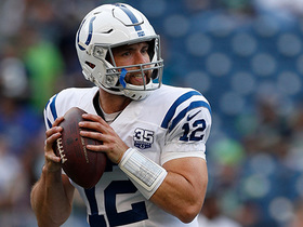 How much does Luck need to play this preseason?