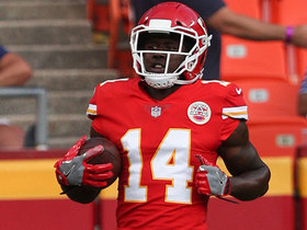 Kyle Brandt 'annoyed' by Sammy Watkins' critics