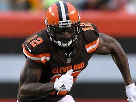 Josh Gordon returning to Browns and will ease into football activities