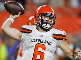 David Carr: Browns should start Mayfield in Week 1