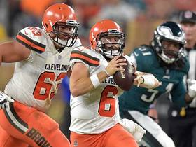 How confident should Browns be if Baker Mayfield were forced to start now?