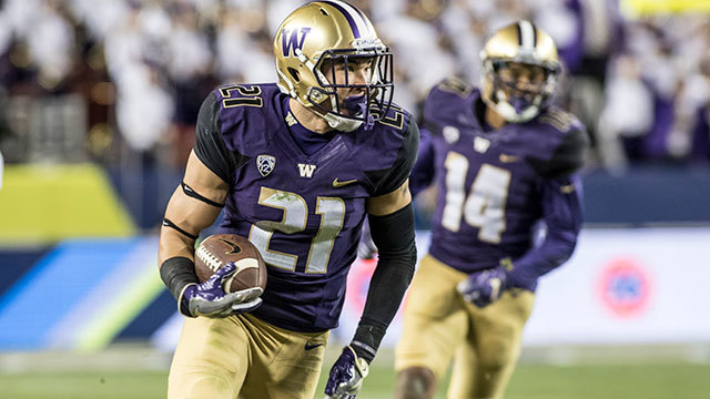 Cultural issue: How UW safety Taylor Rapp is changing
