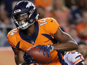 Palmer: Broncos' offense feels like it finally clicked vs. Redskins