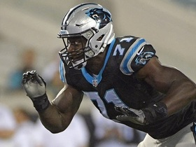 The story of Panthers defensive end Efe Obada