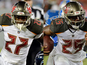Who should Bucs start at RB in Week 1?