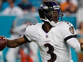 Pelissero: Ravens received trade calls for RGIII, kept him on roster