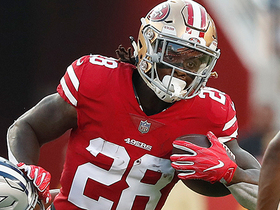 How will 49ers adjust without Jerick McKinnon?