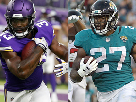 Will Cook outscore Fournette in fantasy in 2018?