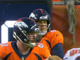 Emmanuel Sanders: Confidence level in Case Keenum is 'up there'