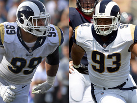 How will the Rams utilize Aaron Donald and Ndamukong Suh together?