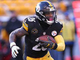 How many carries should Steelers give Bell in Week 1?