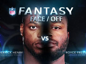 Better fantasy option: Derrick Henry or Royce Freeman?