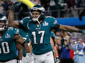 'Philly Special': Jeffery was secret weapon for Foles' TD catch