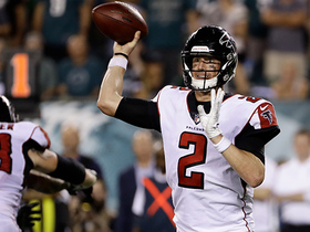 Ryan converts key third down with clutch pass to Julio