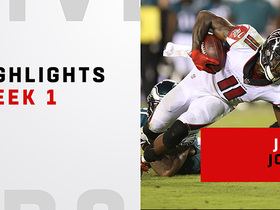 Highlights from Julio's 180-yard game | Week 1